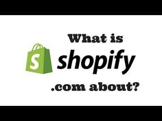 What is Shopify.com About? | No Spin Internet Marketing