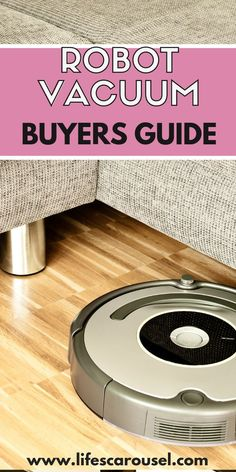Best Robot Vacuum Cleaners - A Definitive Buyers Guide. A detailed review of the best robot vacuums, so you can have your very own Rosie the Robot! Learn about which features you need and which you don't. Perfect for pet hair, kids, hard floors, carpet and more! Review of Roomba, Neato, Eufy, Ecovacs and more!