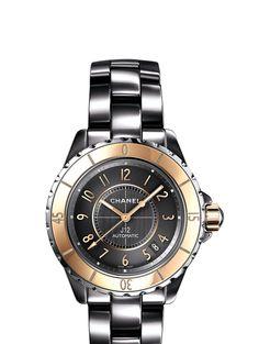 5 montres de femmes a mettre dans son cartable chanel j12 chromatic