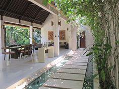 Villa Chocolat à Bali