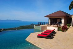Angthong Hill Villa 4 Bedroom