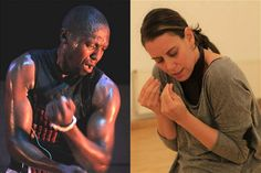 """""""Public Energy brings renowned international choreographers to Peterborough"""" by Michael Fazackerley // February performances at The Market Hall and public talks with South Africa's Vincent Mantsoe and Israel's Aharona Israel."""