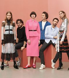 Meet the New Generation of Fashion Designers in Milan-Wmag