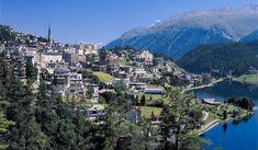 St. Moritz, Svizzera, 1996