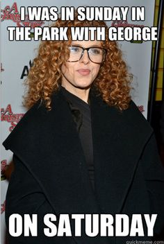 Hipster Bernadette