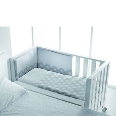 Cuna colecho Cotinfant Look at me blanco Baby Bedroom, Baby Boy Rooms, Baby Room Decor, Baby Cribs, Toddler And Baby Room, Mom And Baby, Toddler Bed, Colecho Ideas, Bedroom Decor