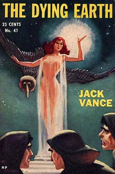 The Dying Earth (1950), Jack Vance, cover artist unknown
