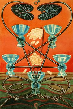 """Five of Cups - """"Disappointment"""""""