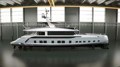 Porsche yacht: Two g