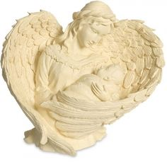 Engelbeeldje Motherly Love - 17 cm - online
