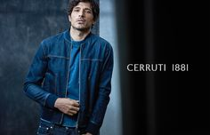 Cerruti 1881 Spring Summer 2017 Campaign Starring Andres Velencoso Segura