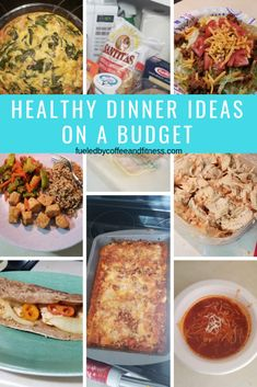 Healthy Eating Guidelines Tips from Healthy Eating Pyramid For Toddlers when Hea. - Clean Eating on a Budget - Pasta Healthy Recipe Videos, Healthy Dinner Recipes, Healthy Dinners, Diabetic Recipes, Easy Chicken Dinner Recipes, Easy Meals, Simple Meals, Freezer Meals, Weeknight Meals
