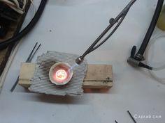 Как сделать горелку из телескопической антенны | Сделай Сам www.sdelay.tv