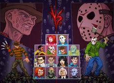 Horror vs Horror - ScrollBoss