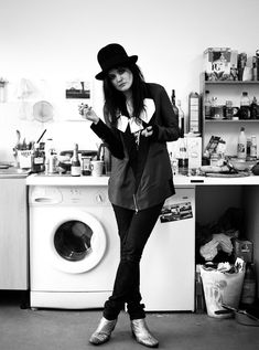 Alison Mosshart - mads perch photography