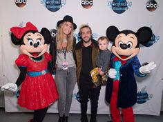 "Special Look: Tori Kelly, Hilary Duff, Sofia Carson, Sabrina Carpenter Arrive At ""Disneyland 60"""