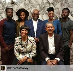 #Repost @drtheresatalley | Our Family with Dad & Mom Price at Daylight Church Wrfi Conference 2016 #SpiritualFatherandMother #WrfiConference2016.