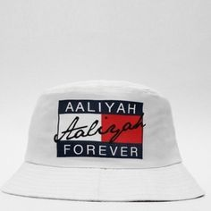Forever Aaliyah Bucket Hat from Dope Fein Boutique