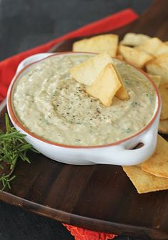 White Bean Dip with Pita Chips     Spinach and Sausage Lasagna   Mixed Greens Salad with Balsamic Vianigrette   Country Bread  with Roasted...