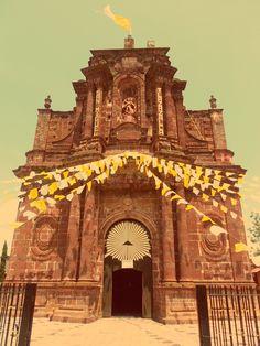 IGLESIA SAN MIGUEL ( TLAZAZALCA , #MICHOACAN  MEX.:  http://www.inafed.gob.mx/work/enciclopedia/EMM16michoacan/municipios/16094a.html