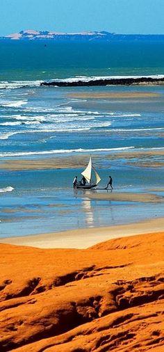 Canoa Quebrada - Ceará - BRAZIL