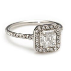 Cartier Engagement Rings Collection Princess Cut 15