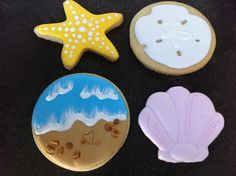 Seaside cookies