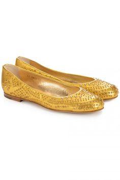 Lami Gold Studded