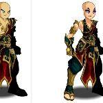 Adventure Quest Worlds (AQWorlds): Blaze Binder Class Skills Information