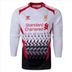 The Premier Online Soccer Shop. Gear up for the Premier League, Euro 2020 and more by shopping a huge selection of authentic and official soccer jerseys, soccer cleats, balls and apparel from top brands, soccer clubs and teams. Liverpool Fc Shirt, World Soccer Shop, Jersey Boys, White Jersey, Soccer Cleats, Online Sales, T Shirts, Graphic Sweatshirt, Sweatshirts
