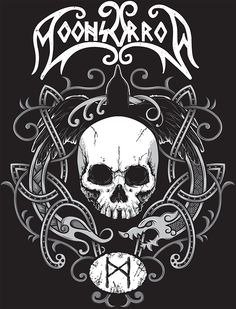 https://www.behance.net/gallery/23385133/Moonsorrow-Skull-Knot-T-Shirt-Design