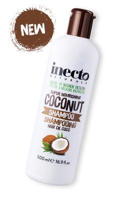Köp Inecto Naturals shampoo billigt