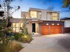 Photo of a concrete house exterior from real Australian home - House Facade photo 250477