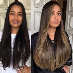 45 Hair Color Hottest Highlights for Brown Hair to Enhance Your Features - Beauty Tips Brown Hair Balayage, Brown Blonde Hair, Brown Hair With Highlights, Hair Color Balayage, Brunette Hair, Brown Hair Colors, Ombre Hair, Dark Hair, Balayage Brunette Long