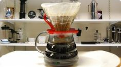 Single pour coffee is all the rage now in hipster coffee shops. Learn how2 achieve pour over greatness at home.