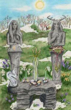 Ostara - Book of Serenity