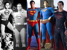 brandon routh superman and lois   ... Superman, Brandon Routh em 'Superman - o retorno' e Henry Cavill em 'O
