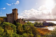 dunvegan castle- home to the fairie flag (beautiful story) - Macleod history