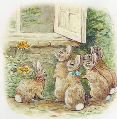 Soloillustratori: Beatrix Potter Part