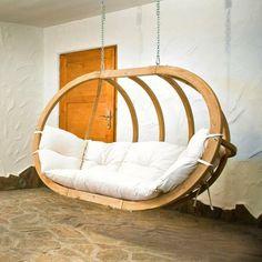 """Haning chair """"Globo Royal"""" by Amazonas"""