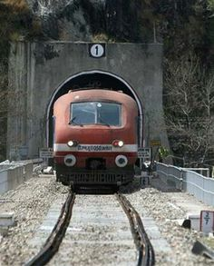 There are 19 tunnel from jammu to Udhampur station ....