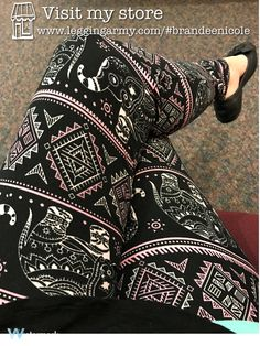 Buttery soft leggings for nearly HALF THE COST of LuLaRoe.  Check out my Legging Army site.  We have free shipping on all orders!!! www.leggingarmy.com/#brandeenicole