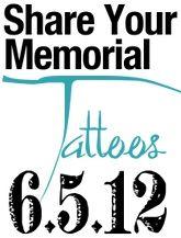 Memorial Tattoos for Infant Loss