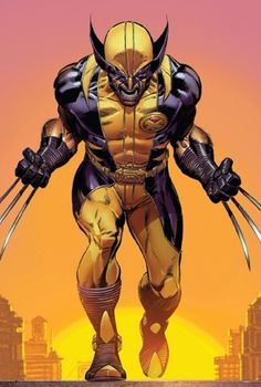 Comic Book Artwork - Wolverine by Lee Weeks Marvel Comic Universe, Marvel Comics Art, Marvel Comic Books, Comic Book Characters, Marvel Heroes, Marvel Characters, Comic Books Art, Comic Art, Book Art