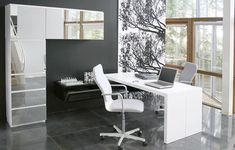 Kuvahaun tulos haulle työhuone kotona Decor, Furniture, Corner Desk, Home Decor, Corner, Office Desk, Office, Desk