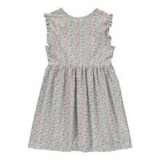 Poppy Rose Sia Floral Liberty Buttoned Dress-listing