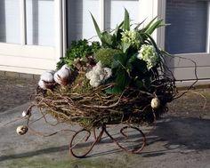 Voorjaar taart decoratie  2013