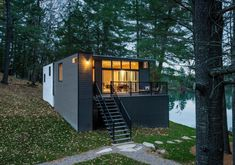 In any probability in the future the architecture will evolve precisely in favor of the serial production, also leading to a significant decrease in the costs of realization, you are wondering what awaits us? Here we will answer presenting 12 examples of modern prefab homes that will leave you open-mouthed. These beautiful house boast truly surprising projects, voted on the concept of eco-sustainability and therefore equipped with all the most modern innovations in the field of green…