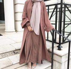 IG: ByDolceNaz || IG: BeautiifulinBlack || Abaya Fashion ||
