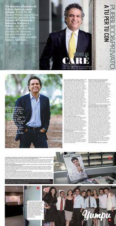 Attualità e news - Donna Impresa Magazine - Magazine with 3 pages: Attualità e news - Donna Impresa Magazine